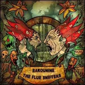 bakounine - flue - pochette LP